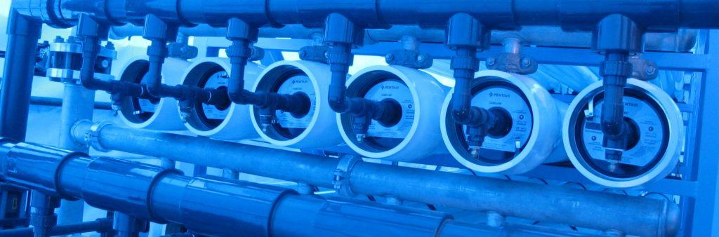دستگاه آب صنعتی شرین