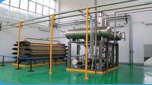 تولید هیدروژن به روش الکترولیز