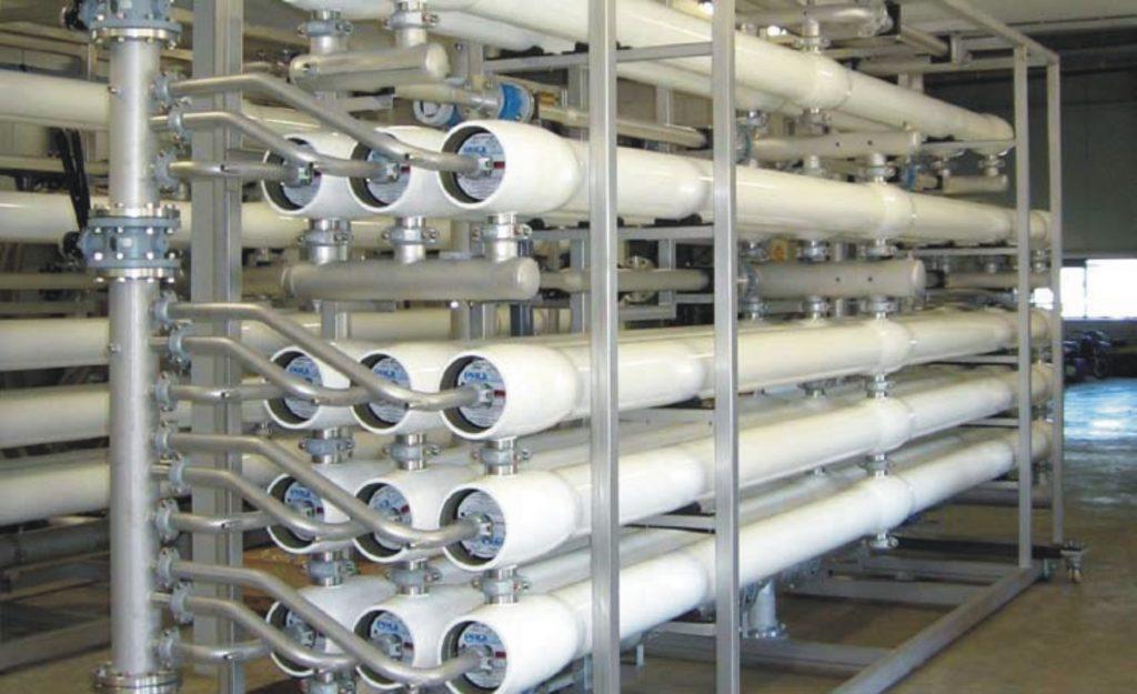 دستگاه صنعتی آب