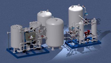 تولید نیتروژن
