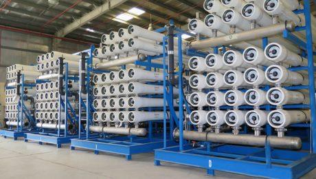 مشخصات فنی دستگاه آب شیرین کن